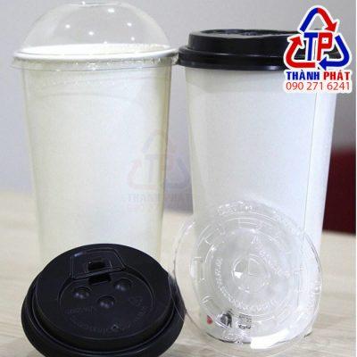 Ly giấy trắng 700ml - Ly giấy đựng trà sữa 700ml - Ly giấy 22oz