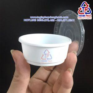 Hủ sốt Hs55 - Hủ sốt đựng nước chấm hải sản - Hủ sốt đựng tương ớt - Hủ sốt đựng tương cà