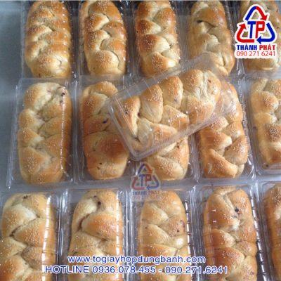 Hộp H07 đựng bánh mì hoa cúc - Hộp H07 đựng bánh bao - Hộp H07 đựng bánh bao - Hộp H07 đựng bánh mì phô mai tan chảy