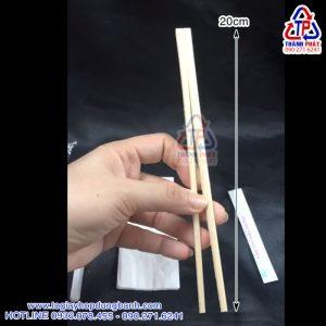 Combo đũa muỗng tăm khăn giấy - bộ đũa muỗng dùng 1 lần - đũa muỗng dùng 1 lần - combo đũa muỗng bán thức ăn mang đi